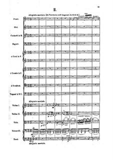 Симфония No.2 фа мажор, Op.25: Часть II. Партитура by Феликс Дрезеке