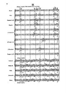 Симфония No.2 фа мажор, Op.25: Часть III. Партитура by Феликс Дрезеке