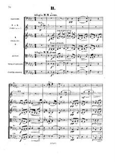 Концерт для фортепиано с оркестром фа минор, Op.49: Часть II by Огюст Дюпон