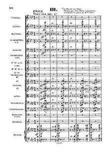 Концерт для фортепиано с оркестром фа минор, Op.49: Часть III by Огюст Дюпон