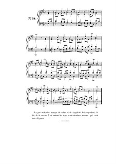 Choix de chorals: Choral No.51 by Иоганн Себастьян Бах