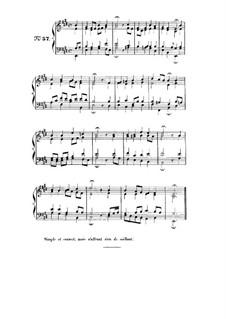 Choix de chorals: Choral No.57 by Иоганн Себастьян Бах