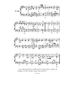 Choix de chorals: Choral No.58 by Иоганн Себастьян Бах