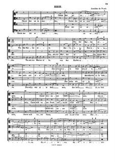 Christ der ist erstanden: In D-Dur by Арнольд фон Брук