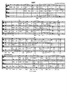 Christ der ist erstanden: In C-Dur by Арнольд фон Брук