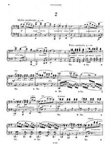 Легенды для фортепиано в четыре руки, B.117 Op.59: No.2 соль мажор by Антонин Дворжак