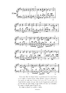 Choix de chorals: Choral No.96 by Иоганн Себастьян Бах