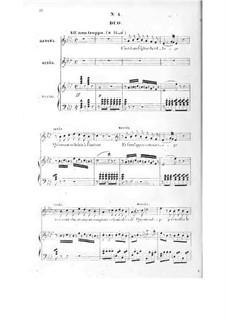 Жиральда, или Новая Психея: Акт I, No.4-5 by Адольф Адам
