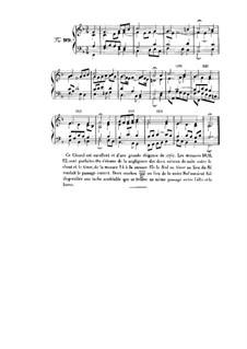 Choix de chorals: Choral No.99 by Иоганн Себастьян Бах
