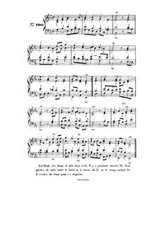Choix de chorals: Choral No.100 by Иоганн Себастьян Бах