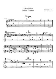Весь сборник: Партии труб by Эдуард Элгар