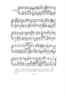 Choix de chorals: Choral No.131 by Иоганн Себастьян Бах