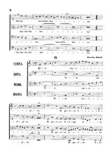Два мотета 'Ecce concipies' и 'Super solium David': Два мотета 'Ecce concipies' и 'Super solium David' by Яков Гендль