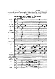 Гвендолина: Акт II, Сцена I by Эммануэль Шабрие