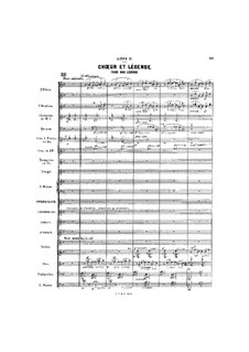 Гвендолина: Акт I, Сцена II by Эммануэль Шабрие