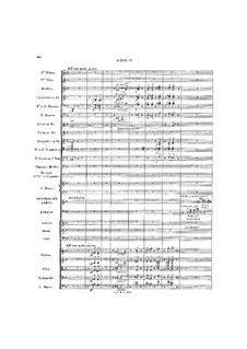 Гвендолина: Акт I, Сцена IV by Эммануэль Шабрие
