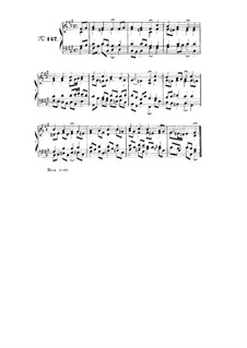 Choix de chorals: Choral No.147 by Иоганн Себастьян Бах
