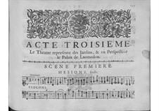 Hésione: Акт III by Андре Кампра