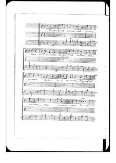 Magnificat anima mea: Magnificat by Франсуа Куперен