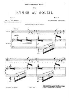 Miarka: Hymne au Soleil by Александр Жорж