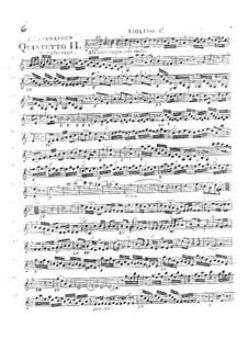 Струнные квинтеты, Op.46: Квинтет No.4 соль минор, G.362 by Луиджи Боккерини