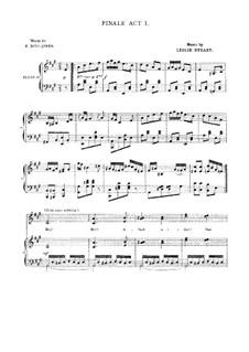 Флородора: No.14 Act I Finale by Лесли Стюарт