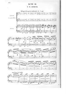 Жиральда, или Новая Психея: Акт II by Адольф Адам