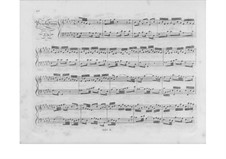 Избранные пьесы: часть II (Раннее издание) by Иоганн Себастьян Бах