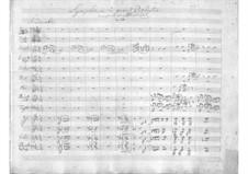 Симфония ми-бемоль мажор, Op.33: Симфония ми-бемоль мажор by Йоганнес Фредерик Фрёхлик