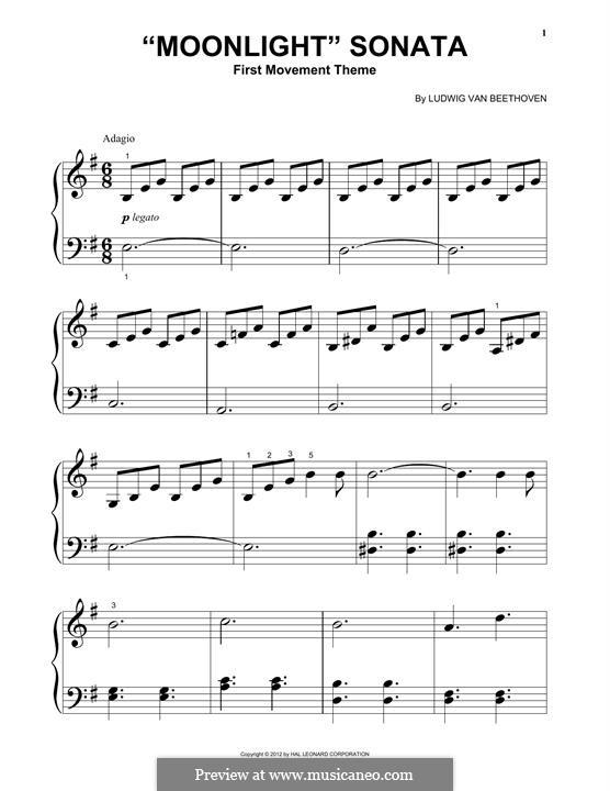 Часть I: Theme by Людвиг ван Бетховен