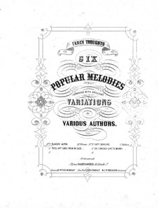 Blanche Alpen with Variations: Blanche Alpen with Variations by Charles Balmer