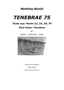 Tenebrae 75: Tenebrae 75 by Matthias Bonitz