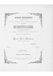 Гуситская песня, S.234: Гуситская песня by Франц Лист