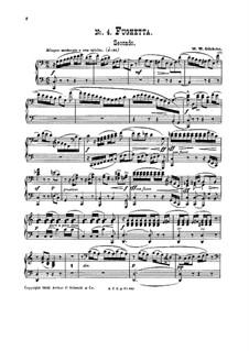 Маленькая сюита: No.4 Фугетта by William Wallace Gilchrist