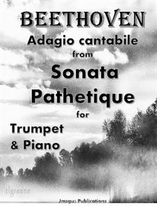 Часть II: For Trumpet & Piano by Людвиг ван Бетховен