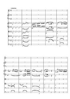 Концерт для флейты, арфы и орекстра до мажор, K.299: Movement 2 by Вольфганг Амадей Моцарт