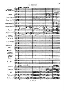 Симфония No.2 си-бемоль минор, Op.66: Часть II by Сергей Ляпунов