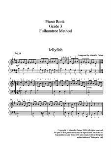 Piano Grade 3 - Fulhamtree Method: Piano Grade 3 - Fulhamtree Method by Marcello Palace