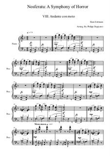 Носферату: Симфония ужаса: Часть VIII by Hans Erdmann