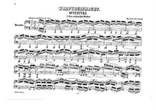 Первая Вальпургиева ночь, Op.60: Для фортепиано в 4 руки by Феликс Мендельсон-Бартольди