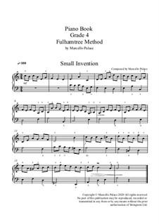 Piano Grade 4 - Fulhamtree Method: Piano Grade 4 - Fulhamtree Method by Клод Дебюсси, Роберт Шуман, Эрик Сати, Marcello Palace