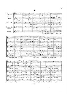 Мадригалы: Книга I, No.5-6 by Джованни да Палестрина