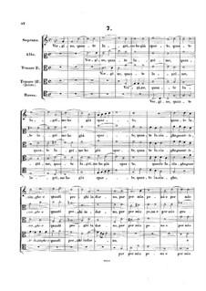 Мадригалы: Книга I, No.7-8 by Джованни да Палестрина