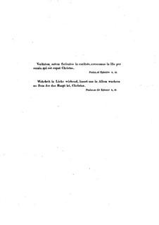 Христос, S.3: Акт I by Франц Лист