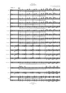 Jingle Bells: Для биг-бенда by James Lord Pierpont