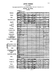 Джоконда: Акт III by Амилькаре Понкьелли