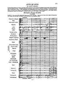 Джоконда: Акт IV by Амилькаре Понкьелли