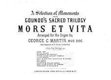 Mors et vita: Mors et vita by Шарль Гуно