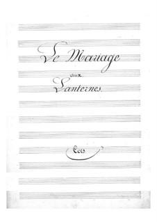 Свадьба при фонарях: Партия валторн by Жак Оффенбах