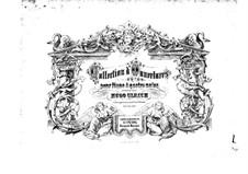 Альцеста, Wq.44: Увертюра, для фортепиано в 4 руки by Кристоф Виллибальд Глюк